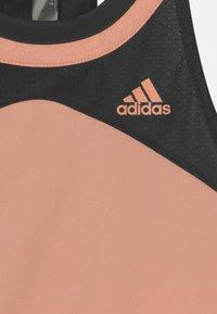 adidas Performance - CLUB - Koszulka sportowa - ambient blush/black - 2