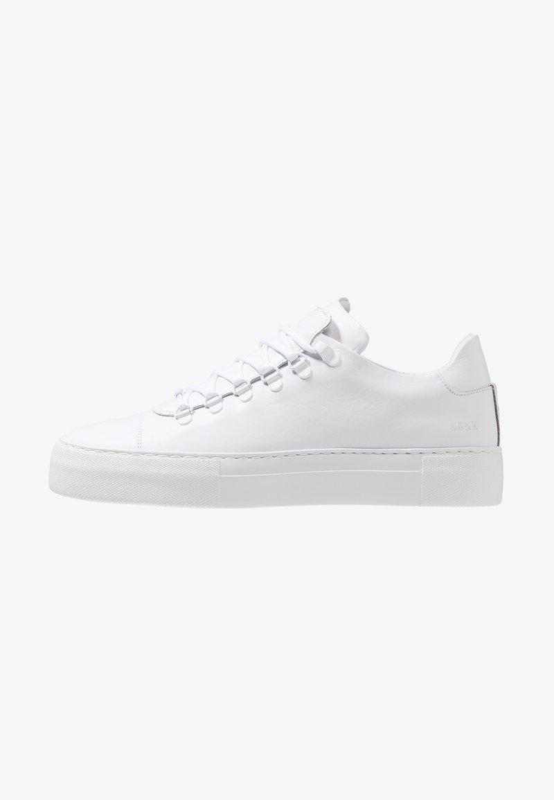 Nubikk - JAGGER CLASSIC - Trainers - white