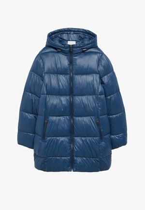 Winter coat - bleu marine foncé