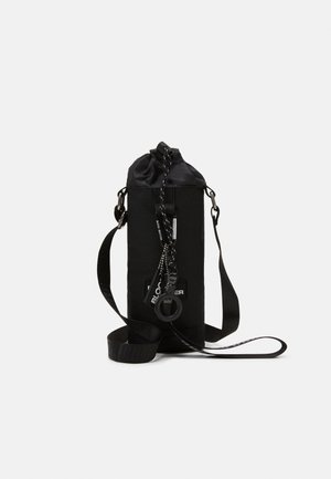 DRINKHOLDER - Bum bag - black
