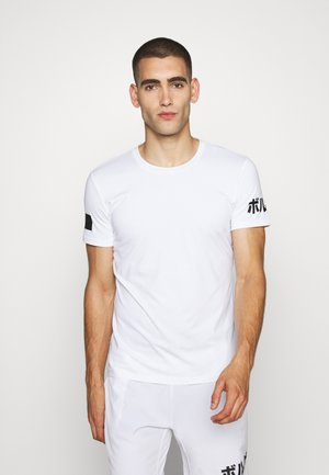 TEE - T-shirt imprimé - brilliant white