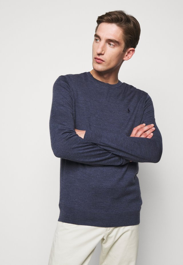 Pullover - fresco blue heather