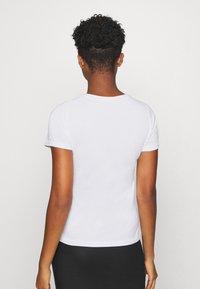 ONLY - ONLNON VIOLENCE LIFE - Print T-shirt - bright white - 2