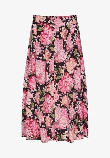 PARIS - A-line skirt - pink