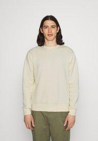 Nike Sportswear - Sweatshirt - coconut milk/white - 0