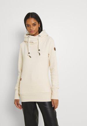 GRIPY BOLD - Sweatshirt - beige