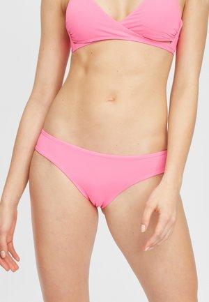 Bikini bottoms - rosa shocking