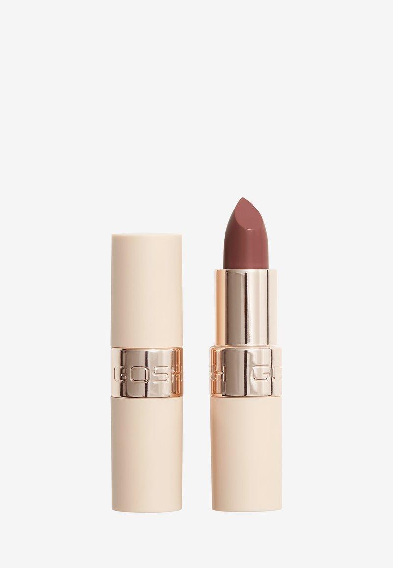 Gosh Copenhagen - LUXURY NUDE LIPS - Lipstick - 003 stripped