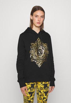 Sweatshirt - black/gold