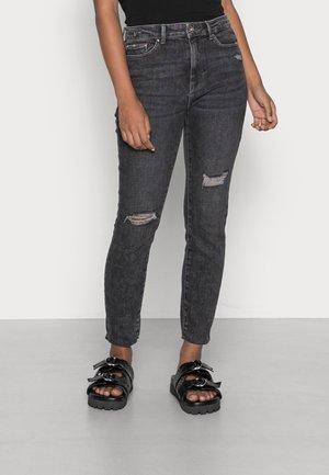ONLBLAKE LIFE - Jeans Skinny Fit - black denim