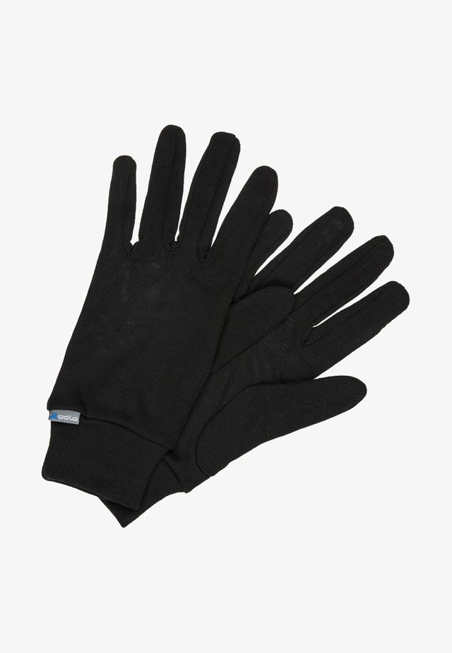 Fingervantar - black