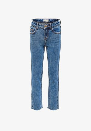 KONEMILY LIFE - Straight leg jeans - dark blue denim
