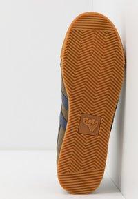 Gola - HARRIER - Sneakers - khaki/navy - 4