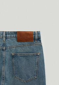 Massimo Dutti - Relaxed fit jeans - blue - 6