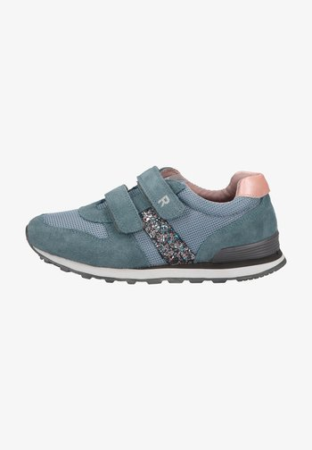 Trainers - sky silver candy