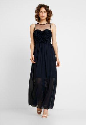 Společenské šaty - midnightblue