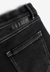 LMTD - Straight leg jeans - black denim - 3