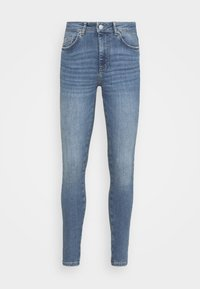 Pieces - PCDELLY  - Jeans Skinny Fit - light blue denim - 3