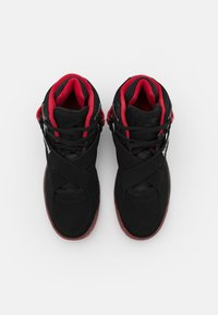 Ewing - ROGUE DEATH ROW - High-top trainers - black/chinese red/white - 3
