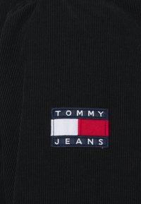 Tommy Jeans - TRUCKER UNISEX - Light jacket - black - 2