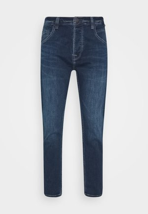 ALEX - Džíny Relaxed Fit - mid blue washed