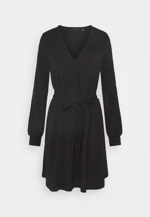 VMCALI SHORT DRESS  - Day dress - black