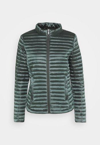 HULA SHINY - Light jacket - caper
