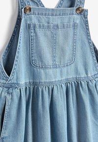 Next - PINAFORE - Denim dress - blue denim - 2
