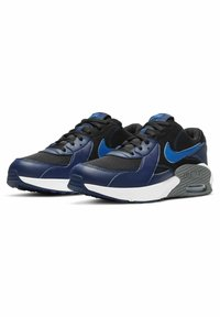 Nike Sportswear - NIKE SPORTSWEAR AIR MAX EXCEE SNEAKER KINDER - Trainers - black/blue void/iron grey/signal blue - 2
