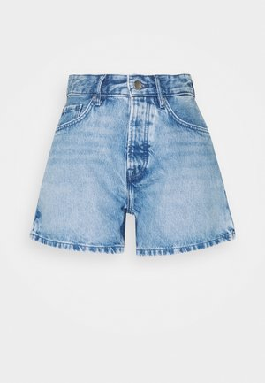 DUA LIPA x PEPE JEANS - Shorts di jeans - light-blue denim