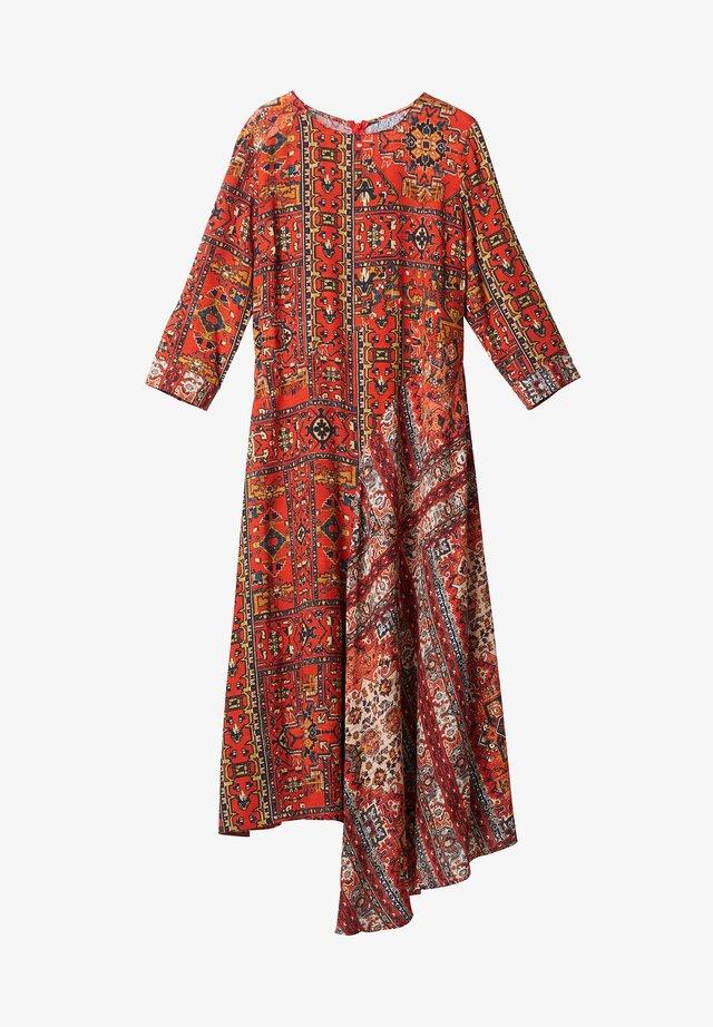 PAPIKRA - Vestido informal - red
