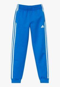 adidas Performance - 3S PANT - Trainingsbroek - blue/white - 0