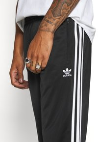 adidas Originals - Tracksuit bottoms - black/white - 4