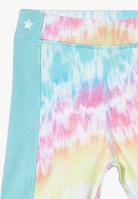 South Beach - GIRLS  - Leggings - rainbow/light blue - 3