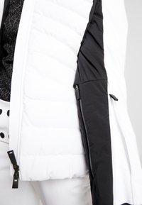Kjus - WOMEN DUANA JACKET - Ski jacket - white/black - 5