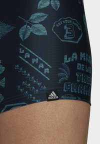 adidas Performance - FESTIWILD - Swimming trunks - blue - 2