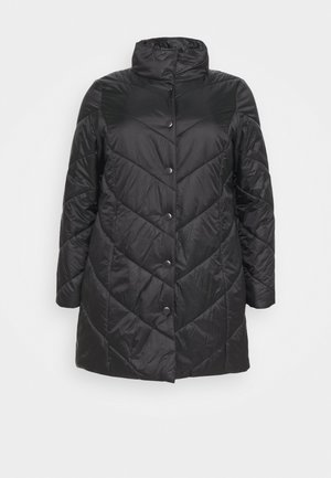 PANTONE - Short coat - black