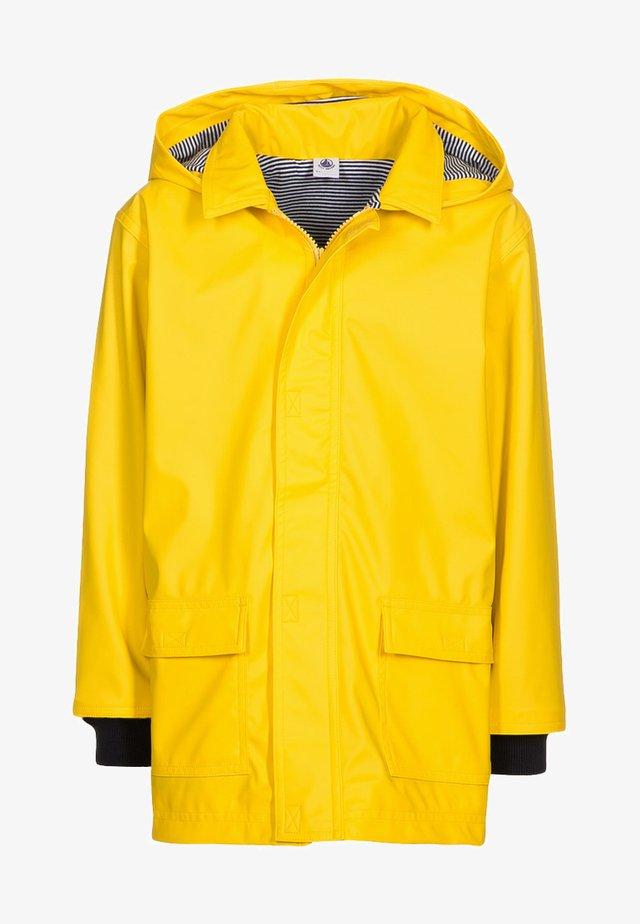 FABU - Regenjas - jaune