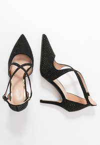 Head over Heels by Dune - CAROLIINA - High heels - black - 3