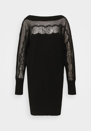 Jumper dress - nero