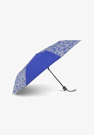 Umbrella - anemone blue