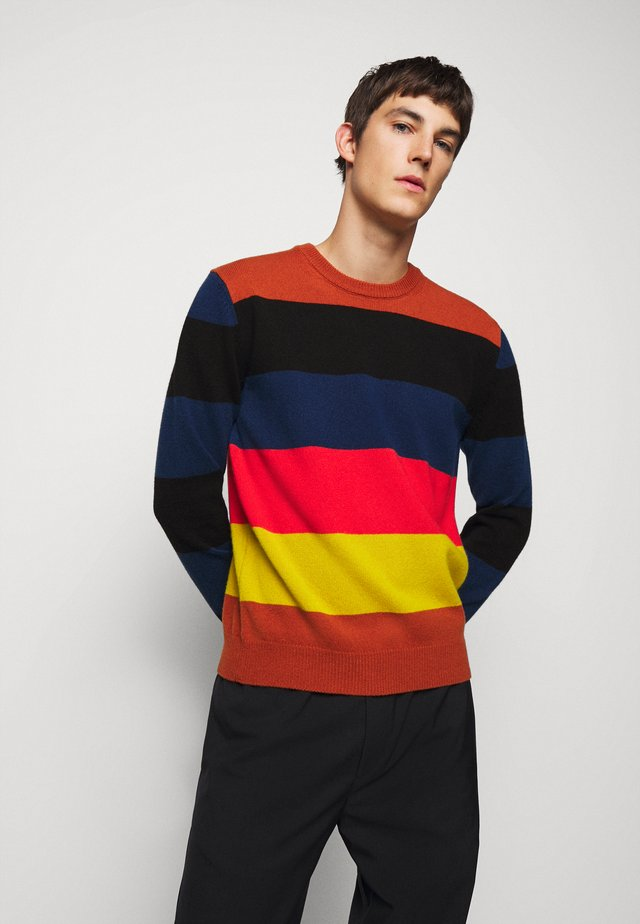GENTS CREW NECK - Pullover - multi coloured