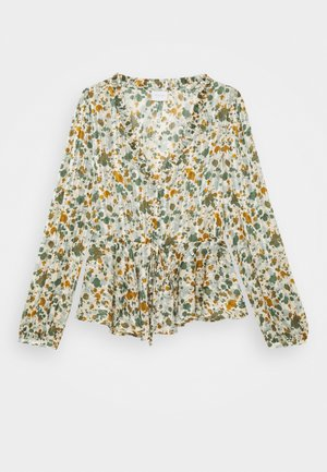 VIPAUS - Blouse - ivy green