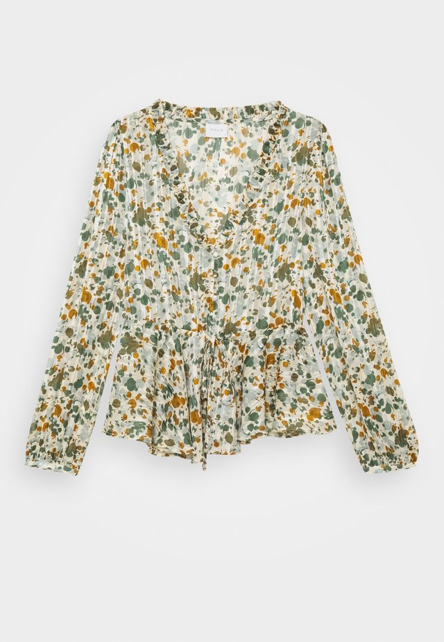 VIPAUS - Bluse - ivy green