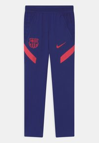 Nike Performance - FC BARCELONA UNISEX - Club wear - deep royal blue/lt fusion red - 0