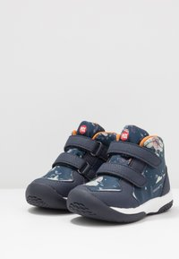 Pax - UNISEX - Hiking shoes - navy/multicolor - 3