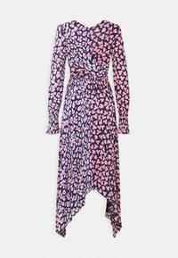 Diane von Furstenberg - SAFARA - Vapaa-ajan mekko - shadow blue/march medium blue - 1