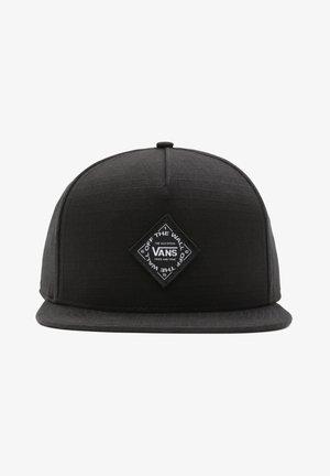 MN PELZER SNAPBACK - Cap - black