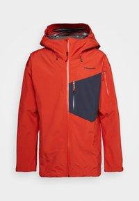Patagonia - SNOWDRIFTER - Ski jacket - hot ember - 5
