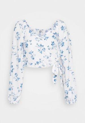 Blouse - pretty white